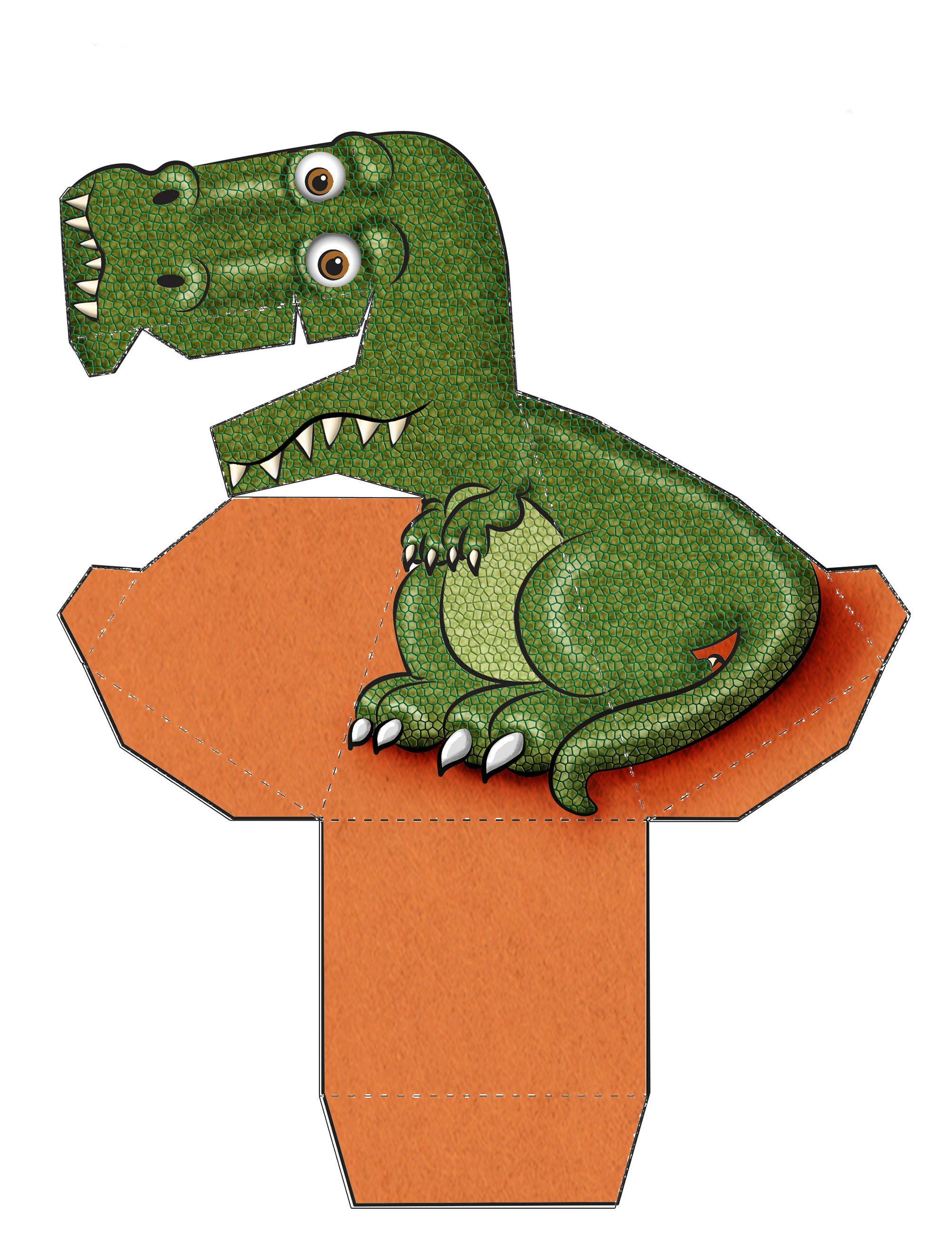 T-Rex green