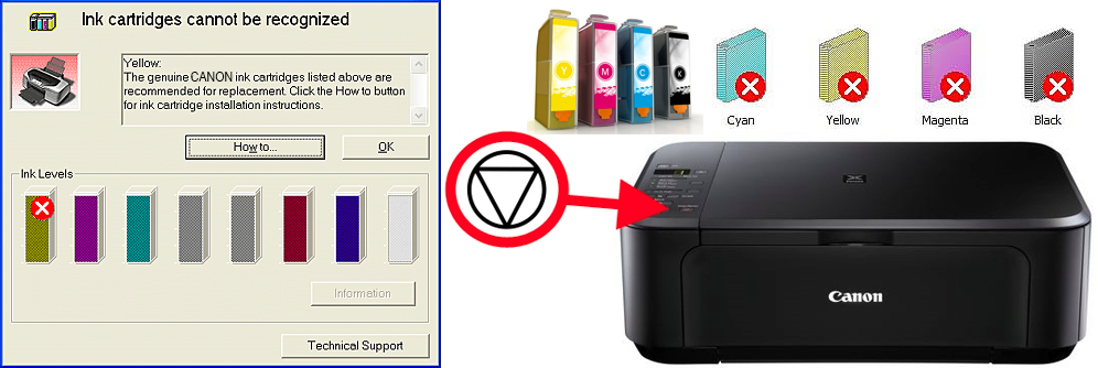 What to Do When Printer Is Not Recognising the Compatible