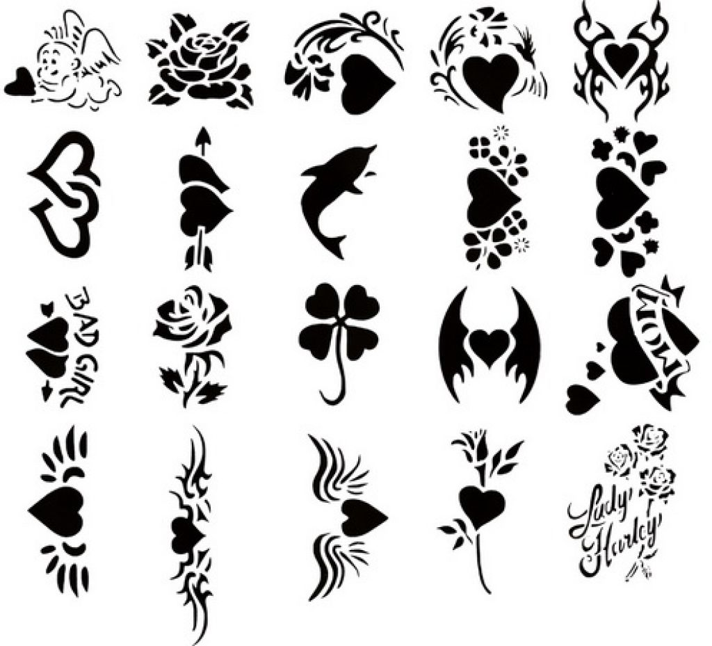print your own temporary tattoo inkntoneruk blog. Black Bedroom Furniture Sets. Home Design Ideas