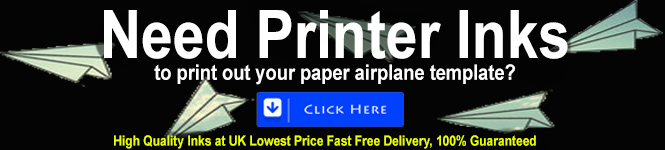 Paper Airplane Banner