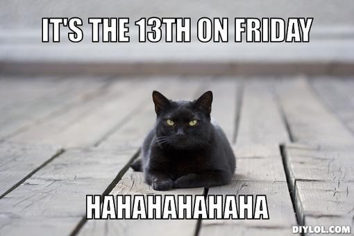 Happy Friday the 13th! | Inkntoneruk News