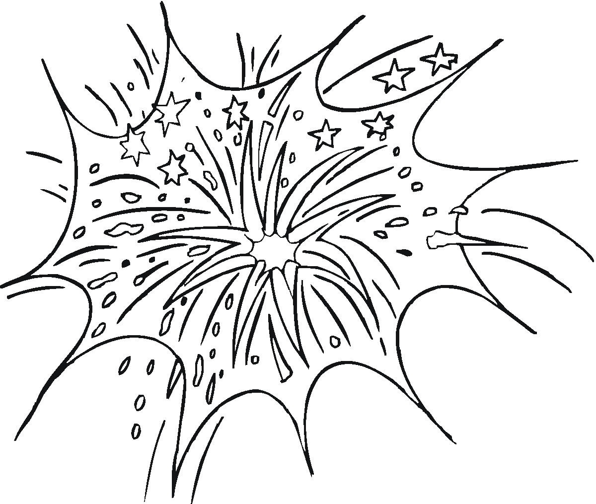 Fireworks-Coloring-Pages-Free-Printable