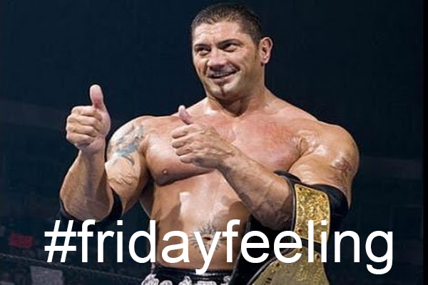 It's Friday!