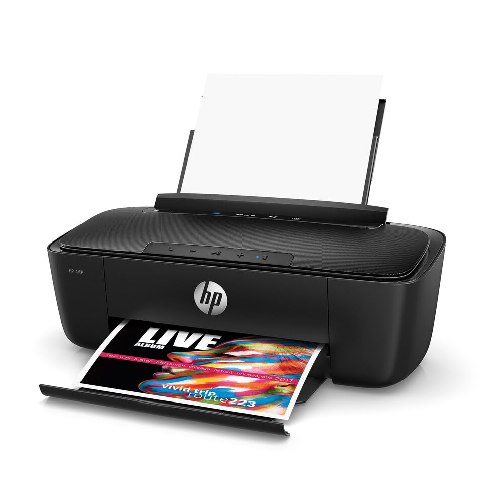 Hp AMP 125 Printer