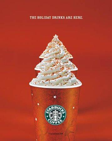 Starbucks xmas ad