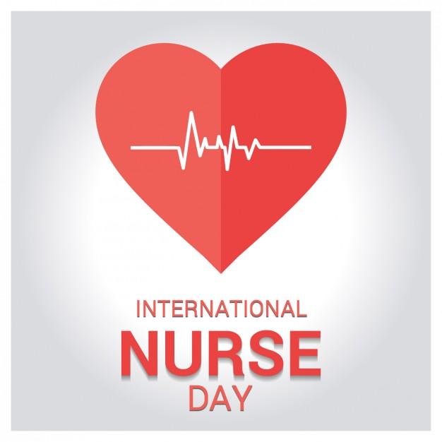 Nurses' day card